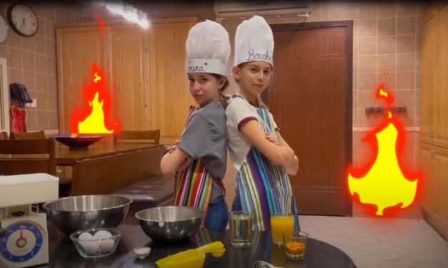 Les 5ème apprennent l'anglais en cuisinant !