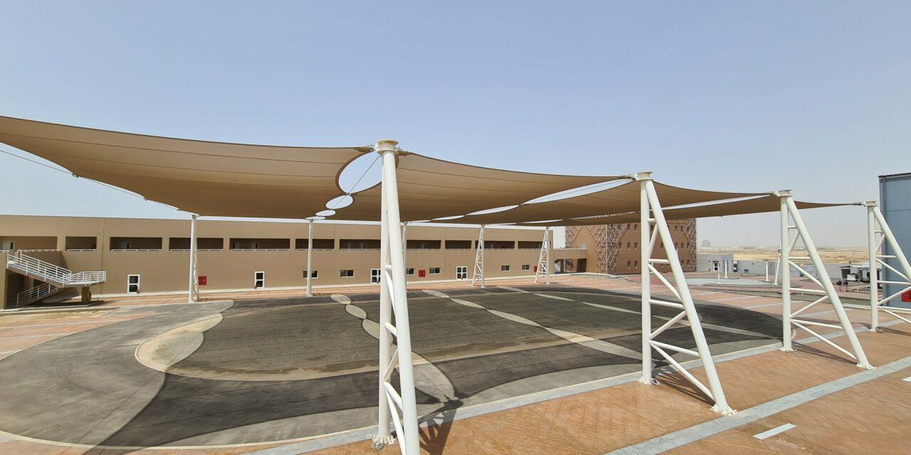 L'Ecole Française Internationale de Djeddah s'installe dans ses nouveaux locaux !